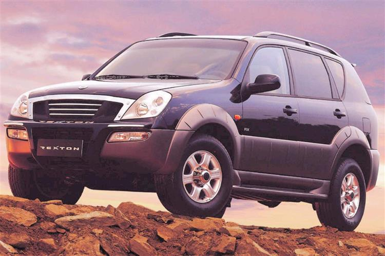 New SsangYong Rexton (2003-2013) review