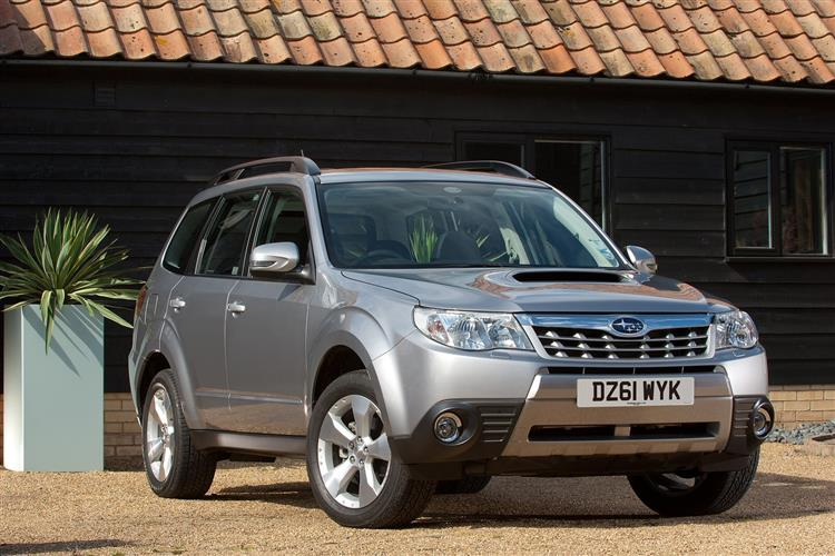 New Subaru Forester (2010 - 2013) review