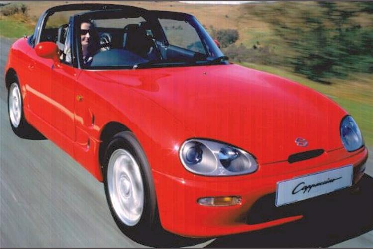 New Suzuki Cappucino (1993 - 1995) review