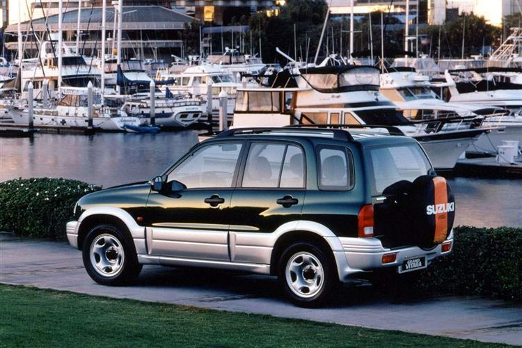 New Suzuki Grand Vitara (1998 - 2006) review