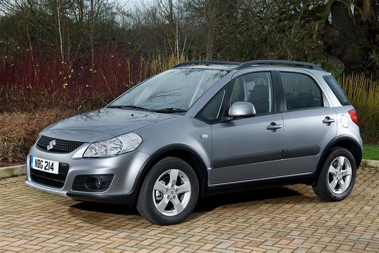 New Suzuki SX4 (2010 - 2013) review