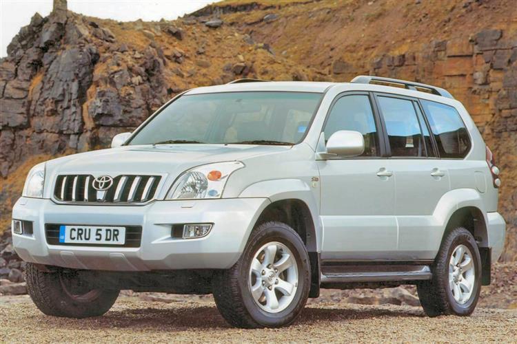 New Toyota Land Cruiser Light Duty Series 'J120' (2003 - 2009) review