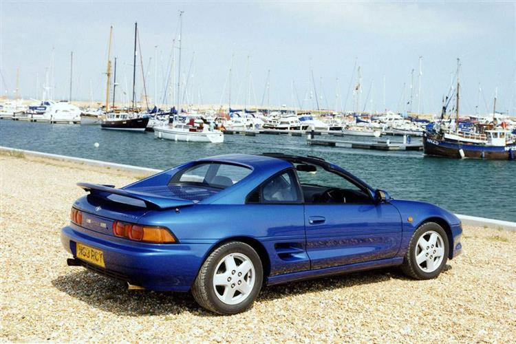 New Toyota MR2 (1986 - 2000) review