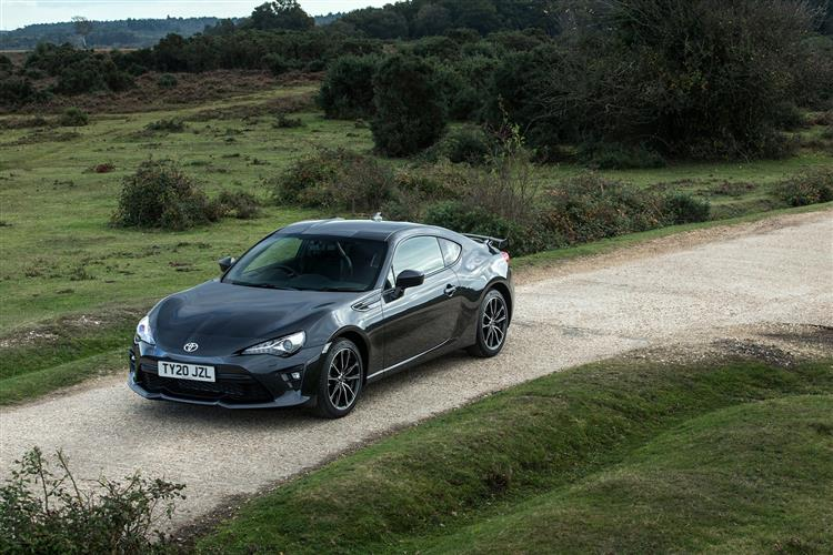 TOYOTA GT86 COUPE SPECIAL EDITION 2.0 D-4S Blue Edition 2dr [Nav/Performance Pack]