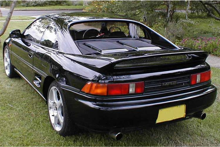 New Toyota MR2 Turbo (1990 - 2000) review