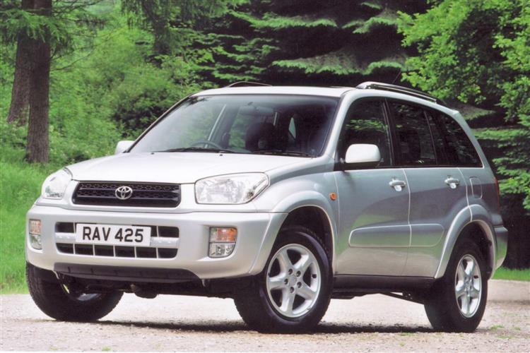 New Toyota RAV4 (2000 - 2006) review