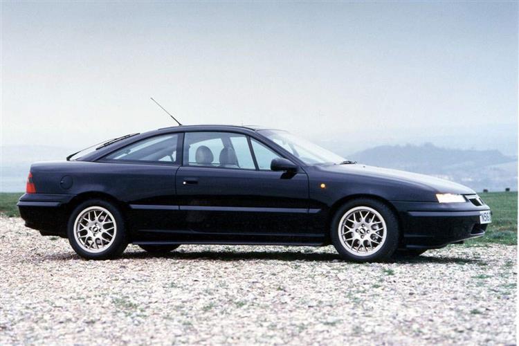 New Vauxhall Calibra (1990 - 1997) review