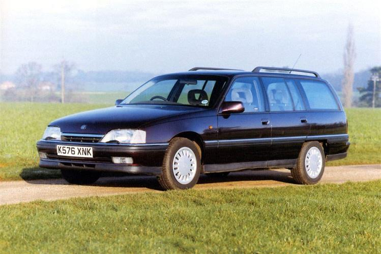 New Vauxhall Carlton (1986 - 1994) review