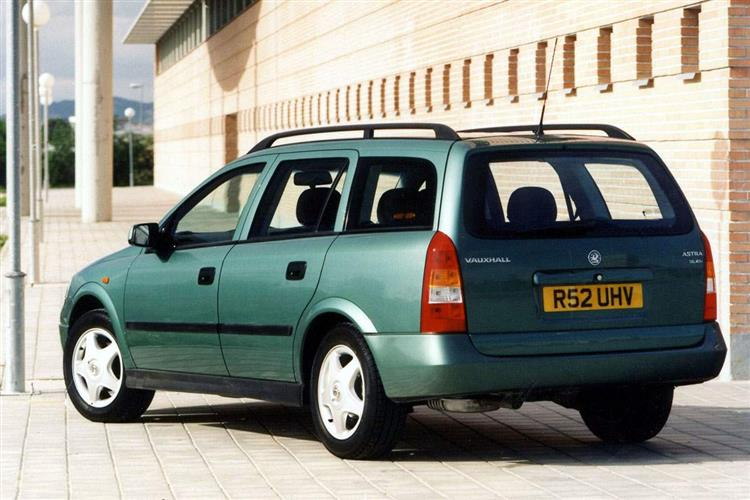 New Vauxhall Astra (1998 - 2004) review