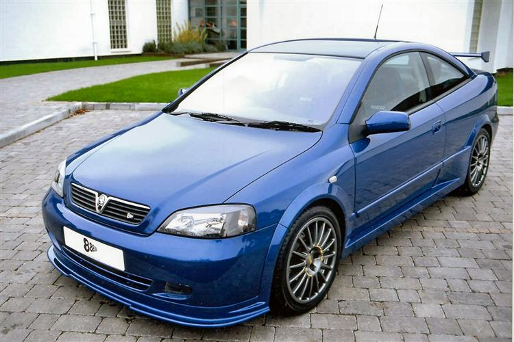 New Vauxhall Astra Coupe (2000 - 2005) review