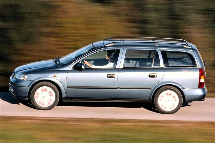 New Vauxhall Astra Estate (1998 - 2004) review