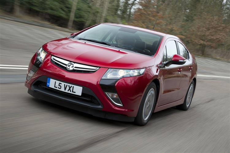 New Vauxhall Ampera (2012 - 2015) review