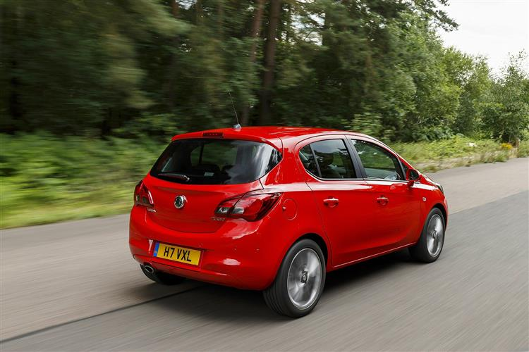 New Vauxhall Corsa (2014 - 2018) review
