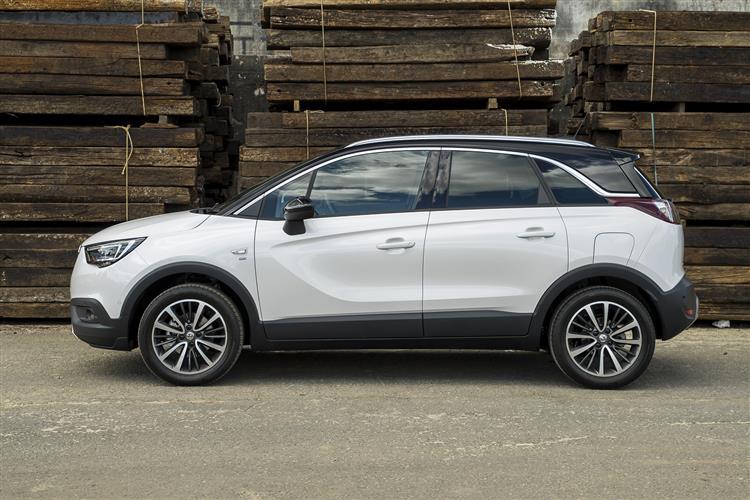 Vauxhall CROSSLAND X 1.2T [110] Griffin 5dr [6 Spd] [Start Stop]