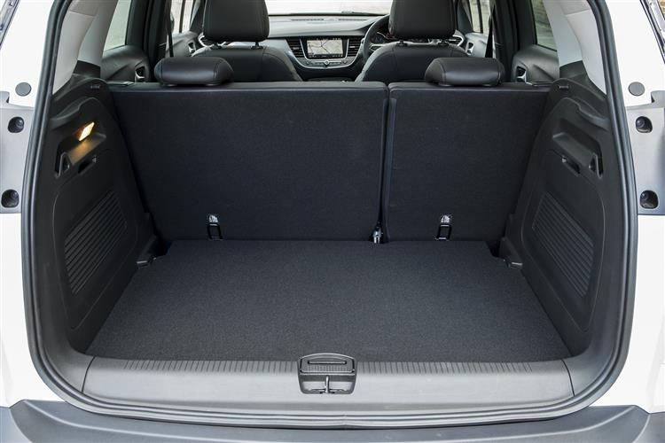 Vauxhall CROSSLAND X 1.2 [83] Griffin 5dr [Start Stop]