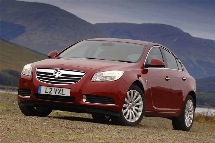 New Vauxhall Insignia (2008 - 2013) review