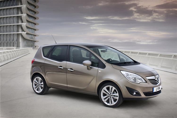 New Vauxhall Meriva (2010 - 2014) review