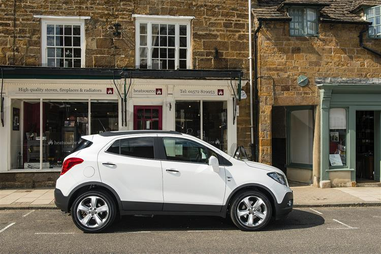New Vauxhall Mokka (2012 - 2016) review
