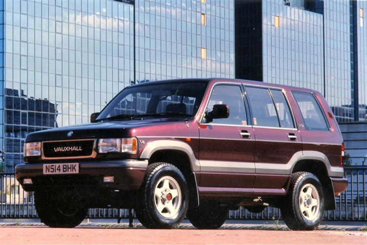 New Vauxhall Monterey (1994 - 1999) review