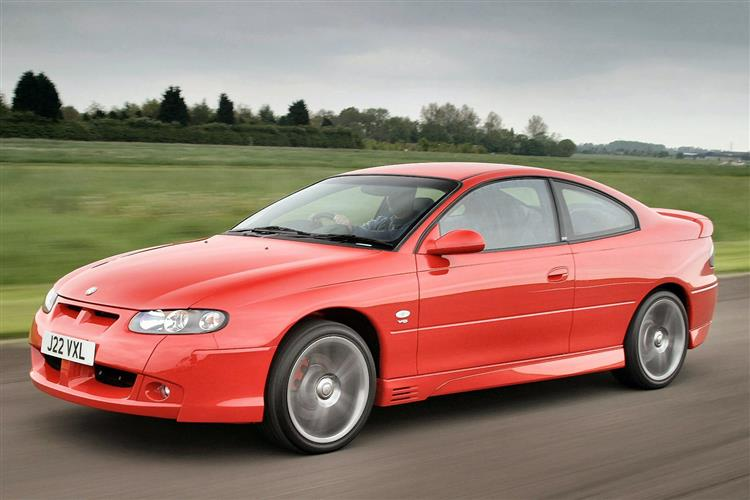 New Vauxhall Monaro (2004 - 2006) review
