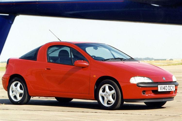 New Vauxhall Tigra (1994 - 2001) review