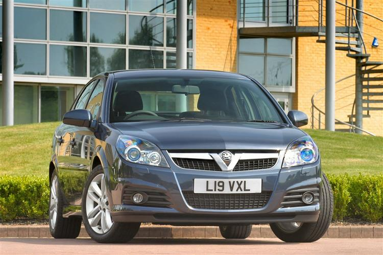New Vauxhall Vectra (2005 - 2008) review