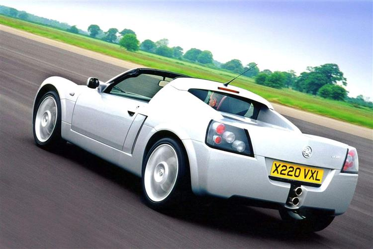 New Vauxhall VX220 (2000 - 2006) review