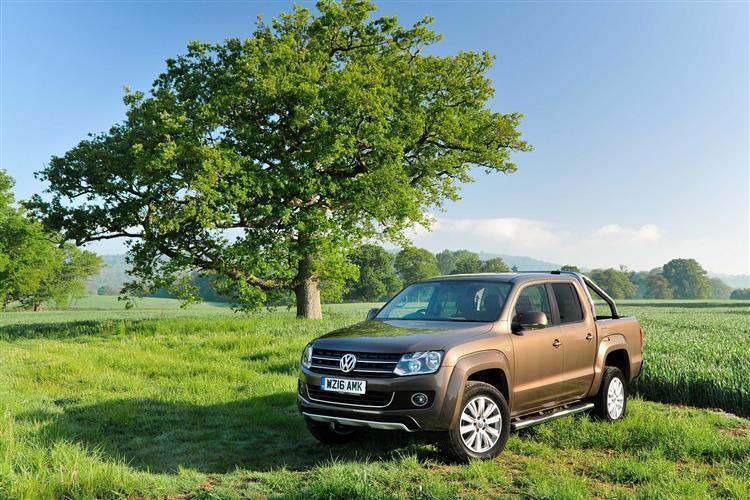 New Volkswagen Amarok (2011 - 2016) review