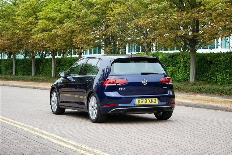 Volkswagen Golf MK7 Facelift 2.0 TDI GT Edition 150PS DSG