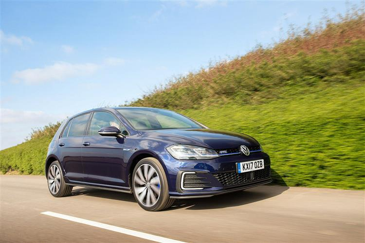 Volkswagen GOLF 1.4 TSI GTE Advance 5dr DSG