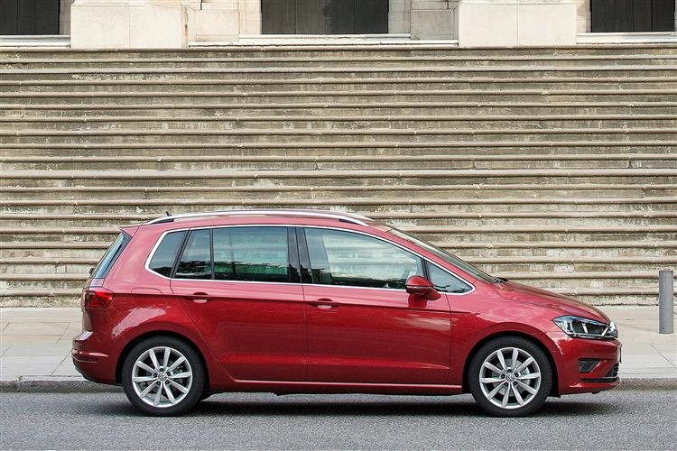 New Volkswagen Golf SV (2014 - 2017) review