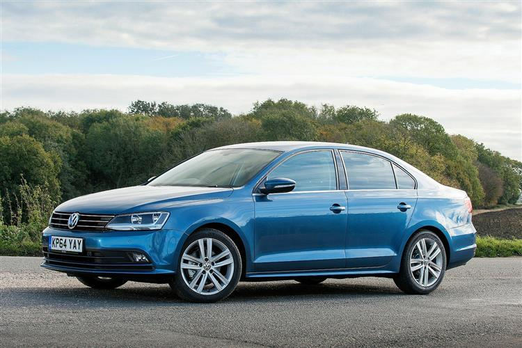 New Volkswagen Jetta (2014 - 2017) review