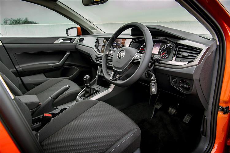 Volkswagen POLO 1.0 TSI 95 Beats 5dr