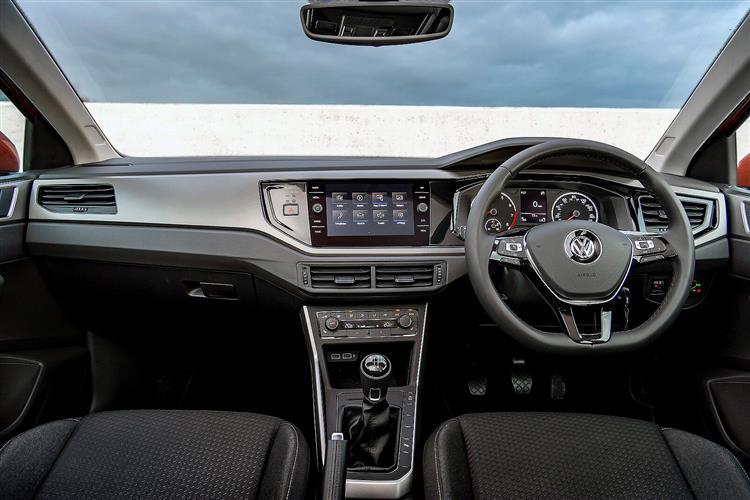 Volkswagen POLO 1.0 EVO 80 Match 5dr
