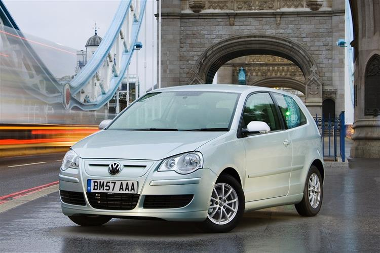 New Volkswagen Polo Bluemotion (2007 - 2009) review