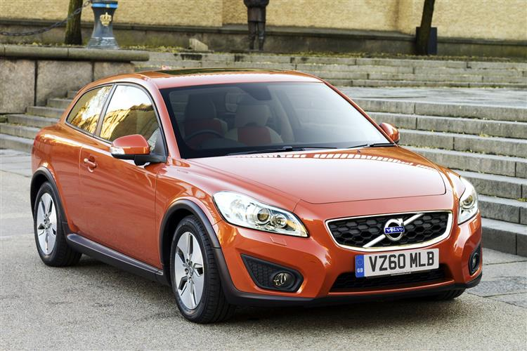 New Volvo C30 (2010 - 2013) review