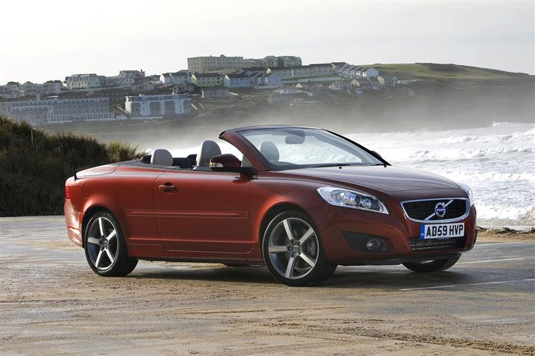 New Volvo C70 (2009 - 2013) review