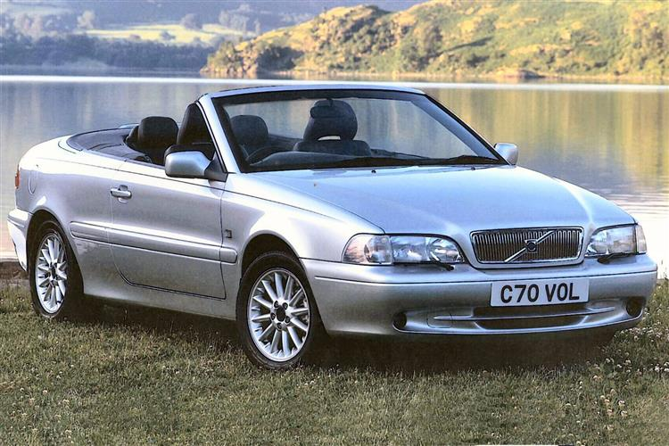 New Volvo C70 Convertible (1999 - 2006) review