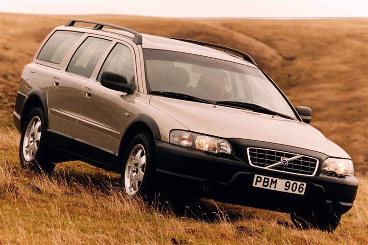 New Volvo V70 Cross Country (2000 - 2002) review