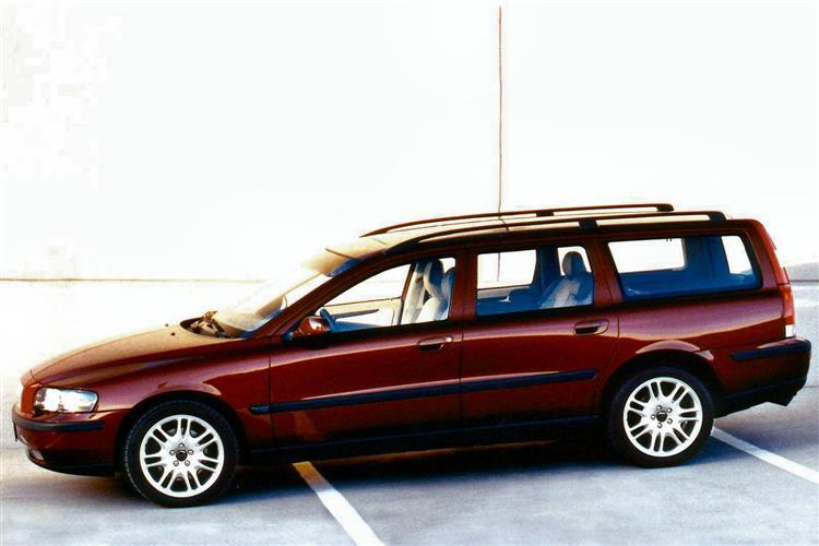 New Volvo V70 (2000 - 2007) review