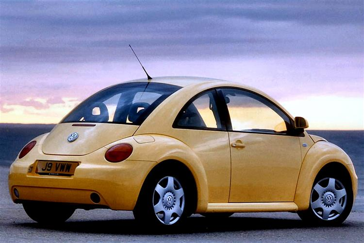 New Volkswagen Beetle (1999 - 2011) review