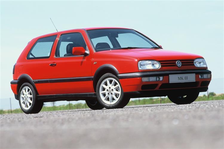 New Volkswagen Golf GTI MK 3 (1992 - 1997) review