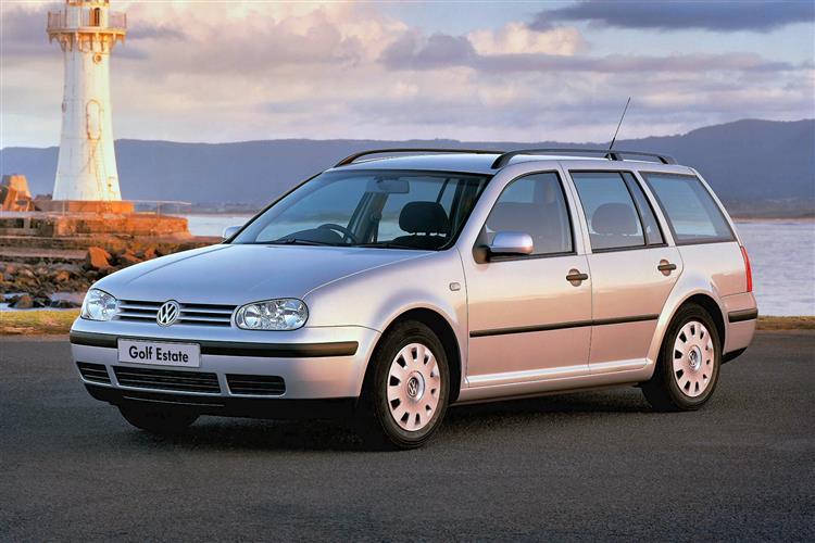New Volkswagen Golf MK 4 Estate (1999 - 2004) review