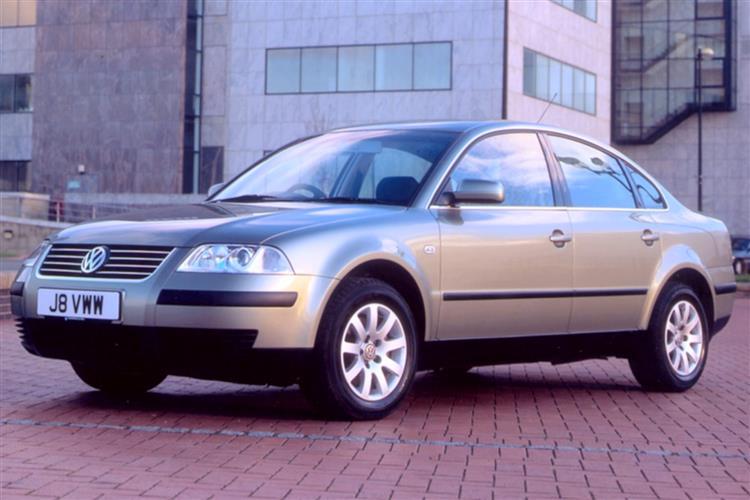 New Volkswagen Passat (2000 - 2005) review