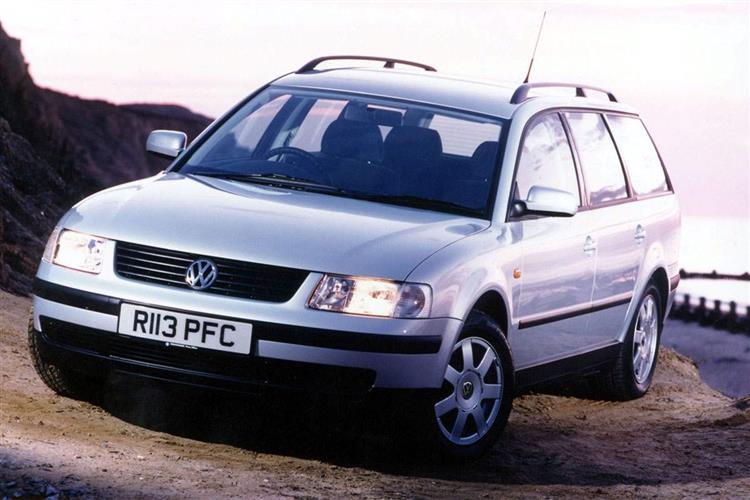 New Volkswagen Passat (1997 - 2000) review