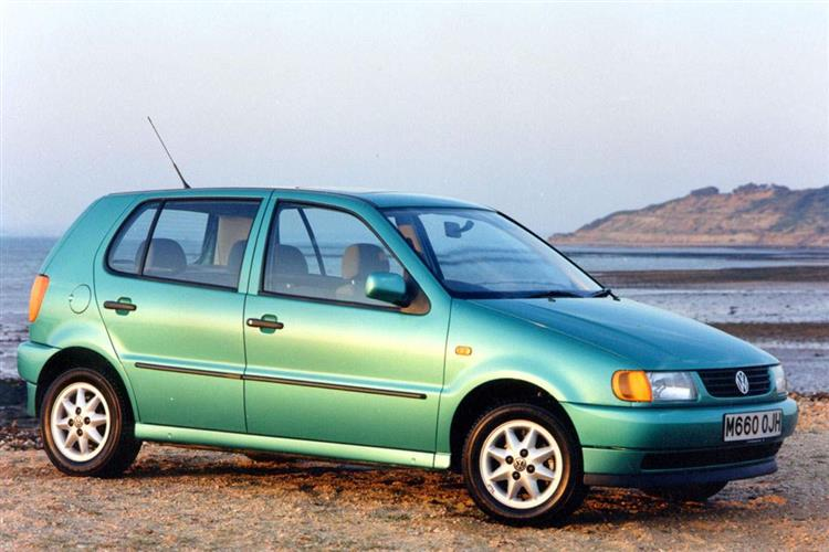 New Volkswagen Polo (1990 - 1999) review