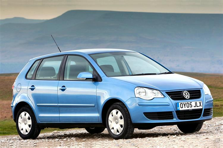 New Volkswagen Polo (2005 - 2009) review