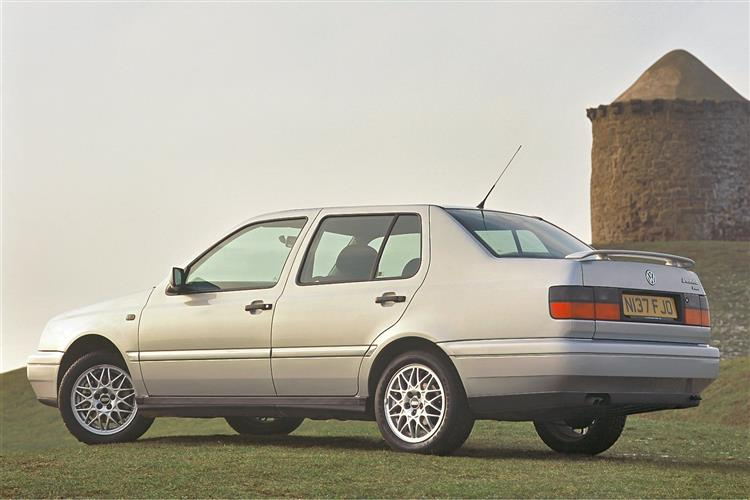 New Volkswagen Vento (1992 - 1998) review