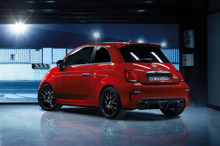 Abarth 595 1.4 T-Jet 180 Essesse 70th Anniversary 2dr