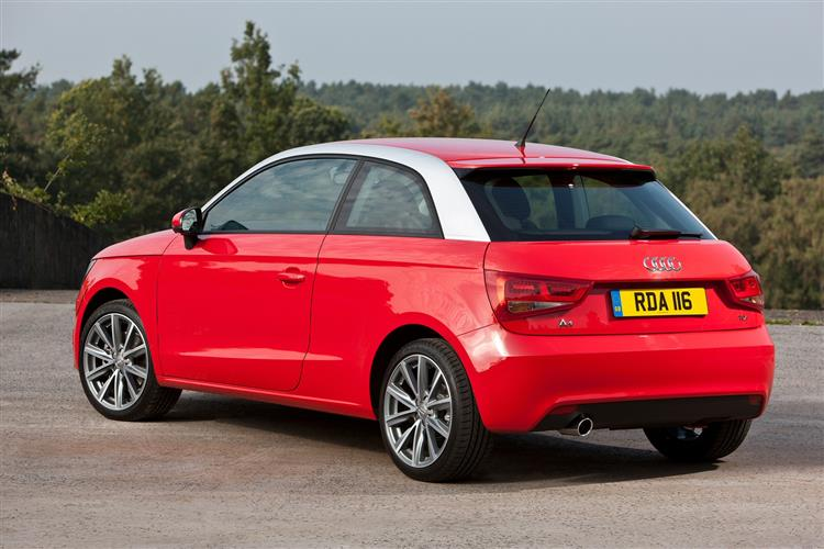 New Audi A1 (2010 - 2015) review
